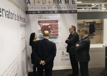 AIDIMME disseminate NIMBLE at CEVISAMA 2017